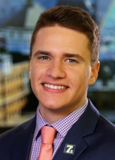 Meteorologist Ian Cassette