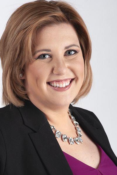 Meteorologist Kimberly Newman